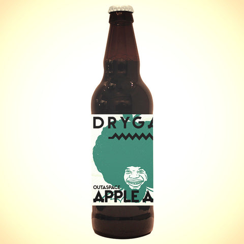 Drygate Outaspace Apple Ale (4.7%) 500ml