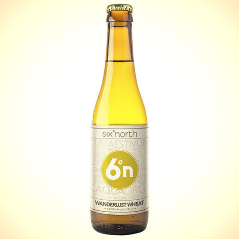Six North Wanderlust Wheat (4.6%) 330ml