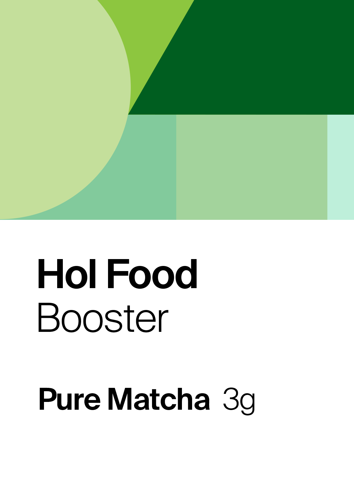 Matcha Booster Pack (Set of 20)