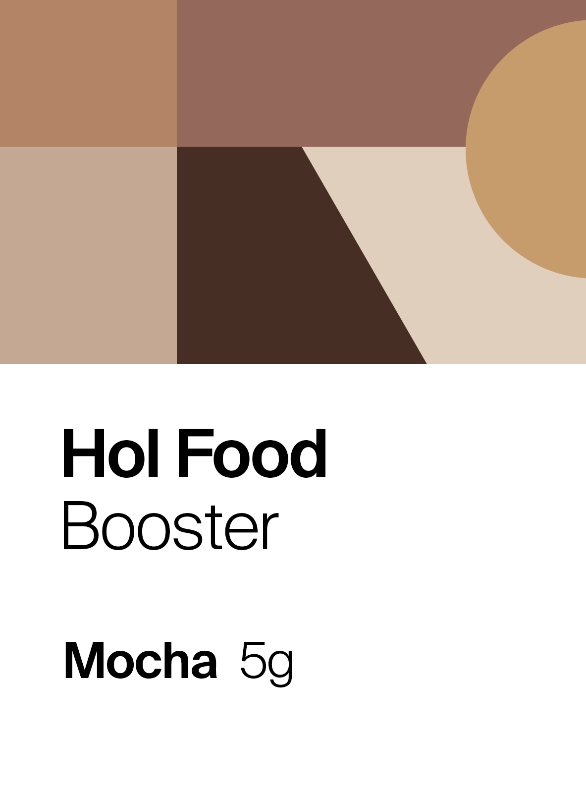 Mocha Booster Pack (Set of 20)