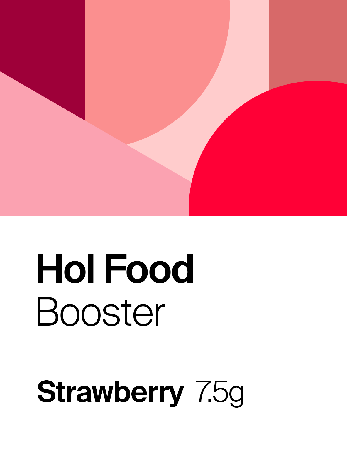 Strawberry Flavour Booster Pack (Set of 20)