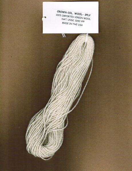 Crown Colony Wool 2 Ply