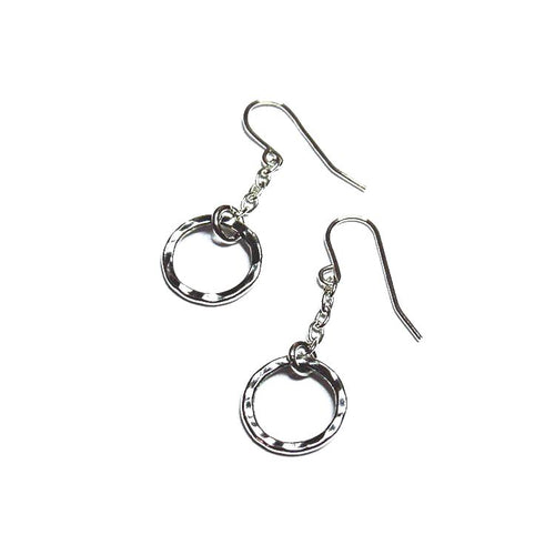 Kisby Chain Drop Earrings