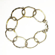 Brass Circles Collection - Full Bracelet No. 2