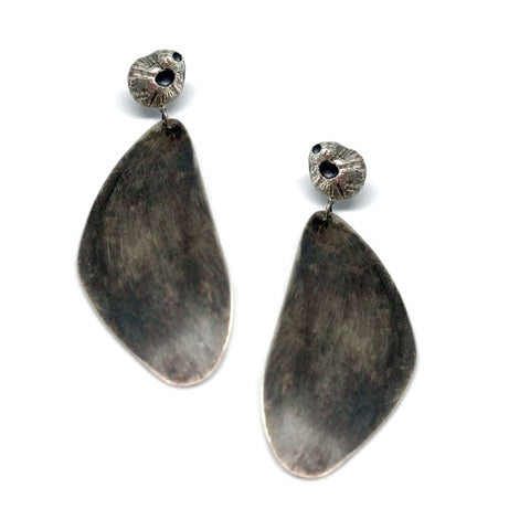 Barnacle Mussel Earrings