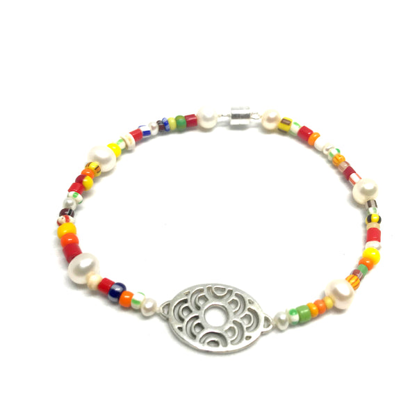 Colorful Cabo Mermaid Bracelet