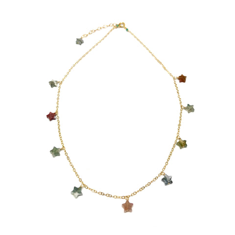 Celestial Stars Necklace