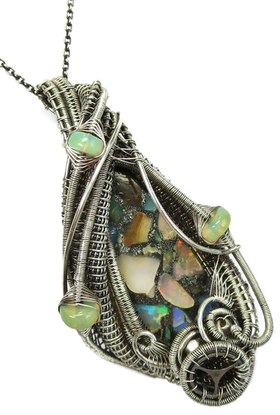 June 30, 2019 - How to Clean Your Wire-Wrapped Pendants