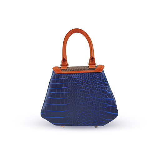 Mini Levi - Blue/Orange