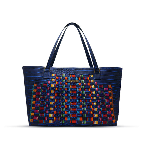 Netty Tote - Blue