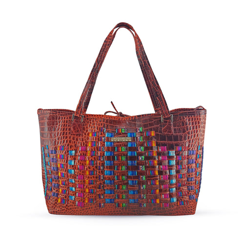Netty Tote - Red