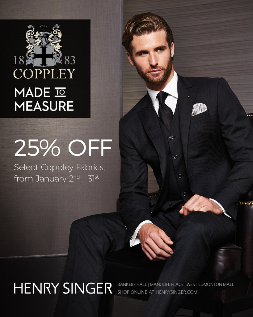 Coppley Made-to-Measure Event