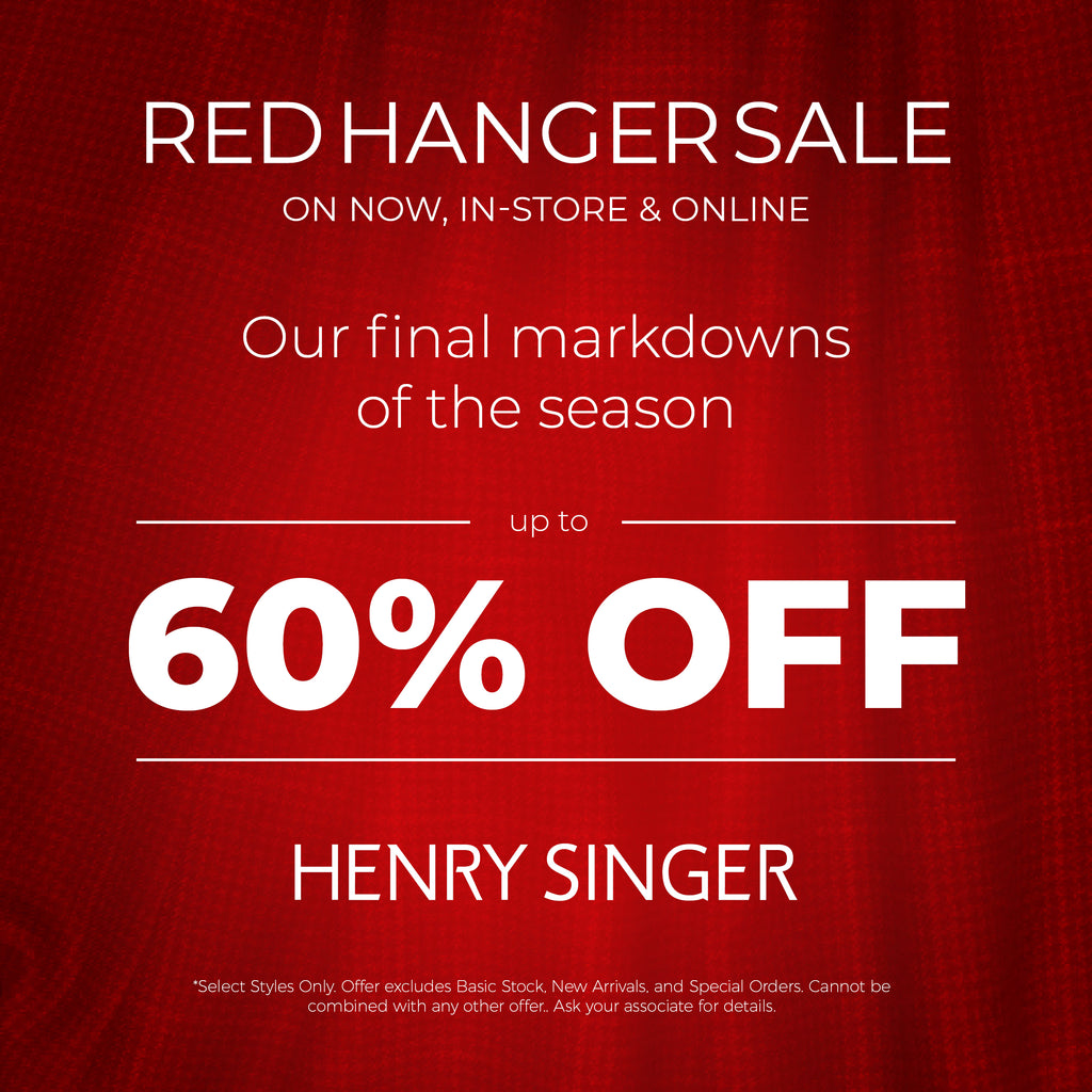 Red Hanger Sale