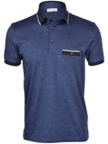 Oxford Mercerized Polo with Profiles