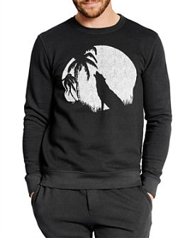 Lone Wolf Pullover