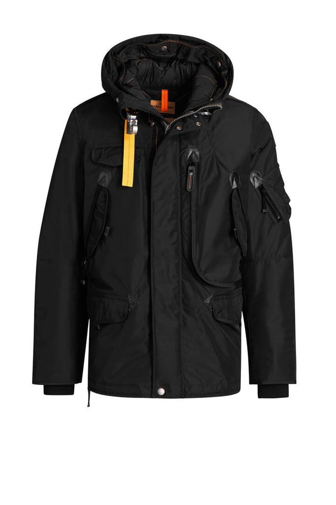Right Hand Parka