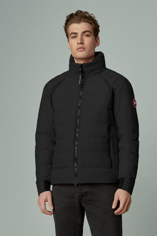 Hybridge Base Down Jacket Matte Finish