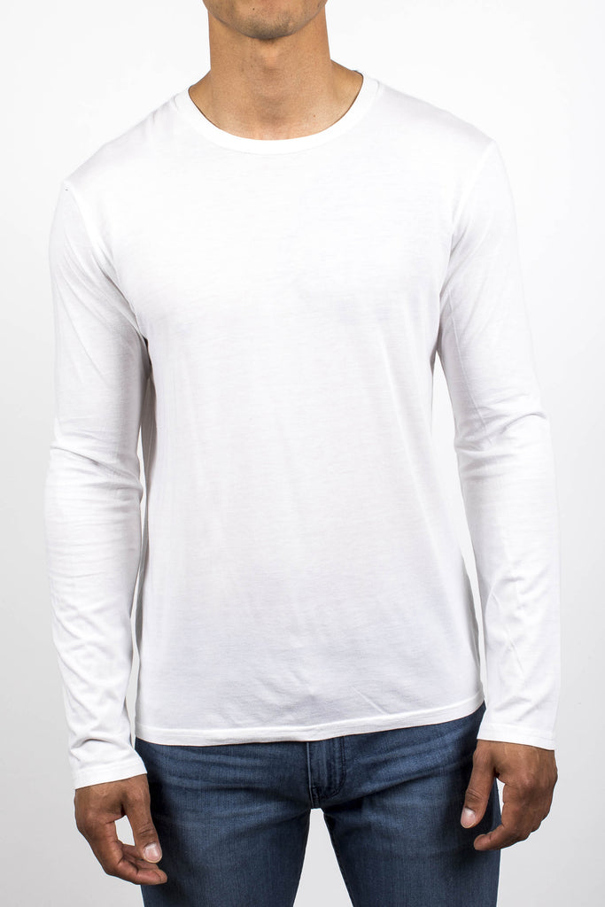 Core L/S Crew Neck T-Shirt
