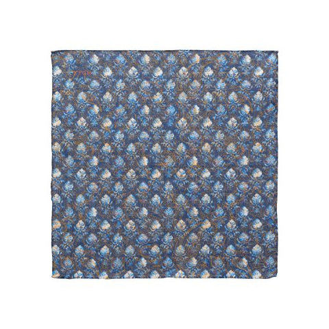Double Patterned Pocket Square