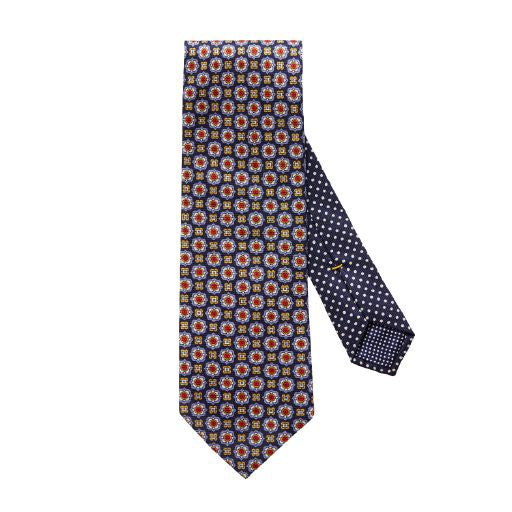 Geometric Dotted Tie