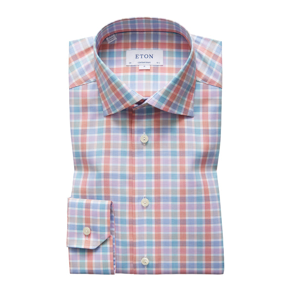b38a291bb Checked Shirt – Henry Singer