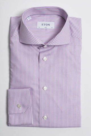 Micro Stripe Shirt