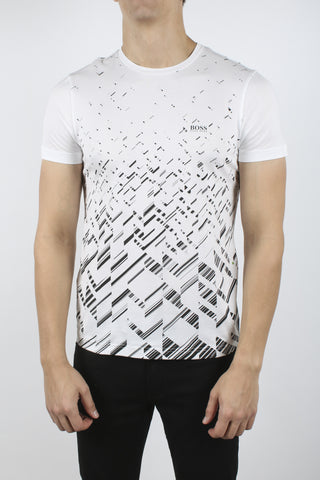 'Teeocell' Patterned T-Shirt