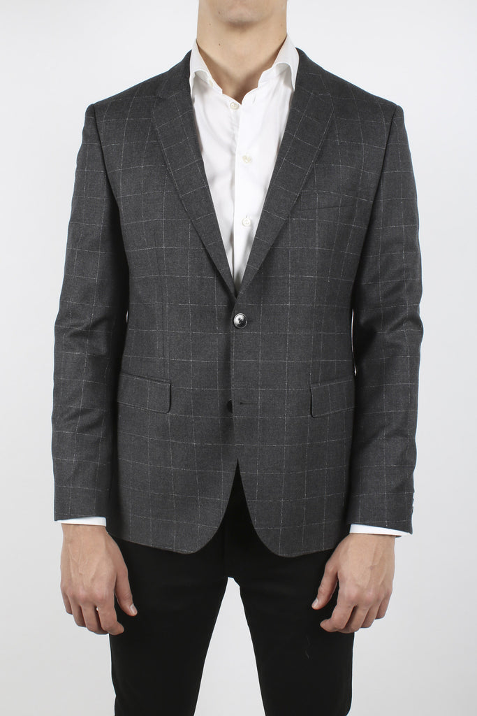 Window pane Jacket