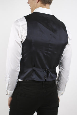 'Winso' Double Breasted Vest
