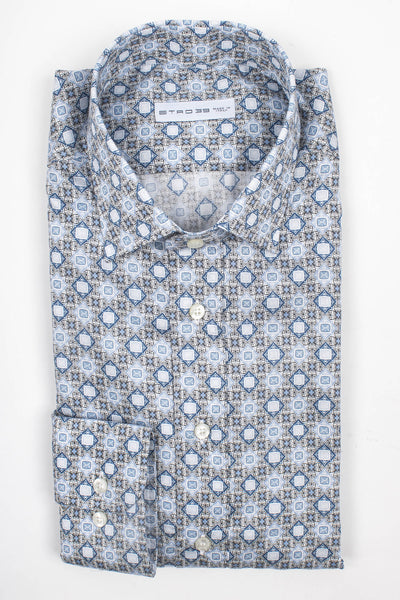 Optical Printed Shirt