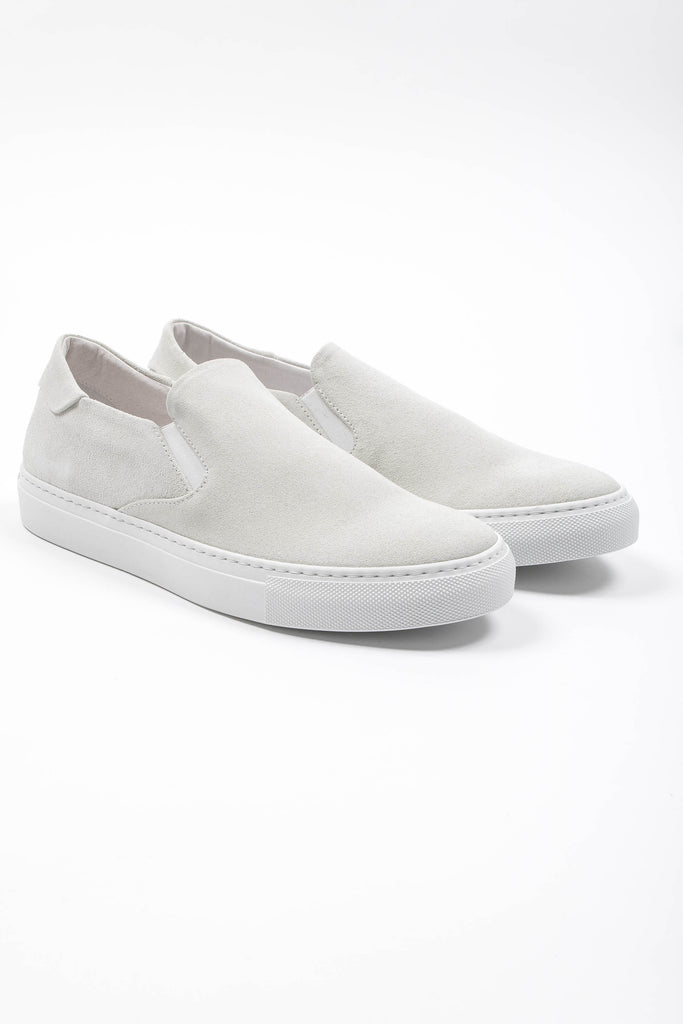 Suede Slip-On Shoe