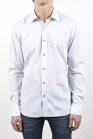 Checked Printed Shirt