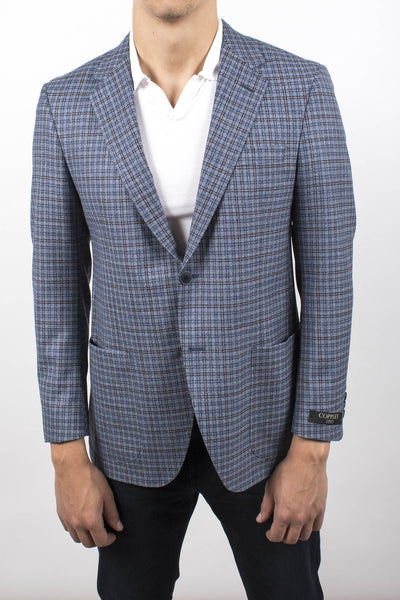 Multi Checked Jacket