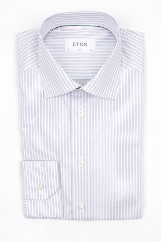 Dual Striped Twill Shirt