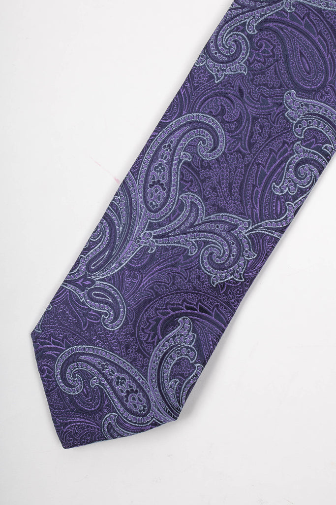 Paisely Printed Tie