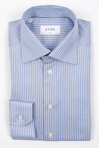 Striped Twill Shirt