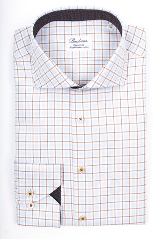Checked Dress Shirt