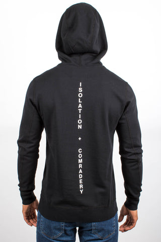 Isolation Hooded Pullover