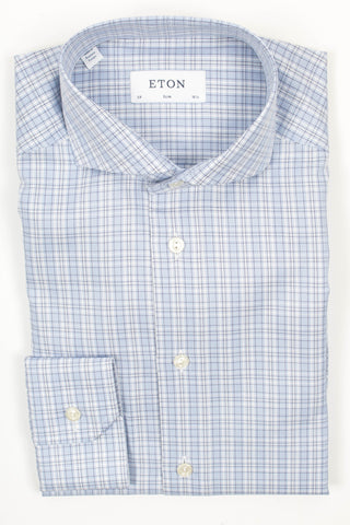 Gingham Check Sablé Shirt