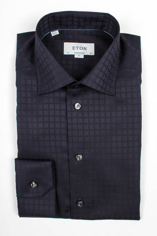 Checked Twill Shirt