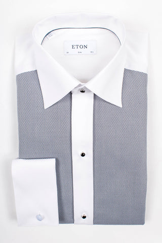 Piqué Evening Shirt