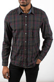 Flannel Button Down Shirt