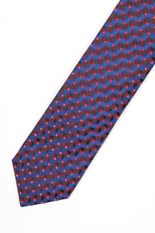 Dotted Print Tie