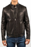 'Luckas' Leather Jacket