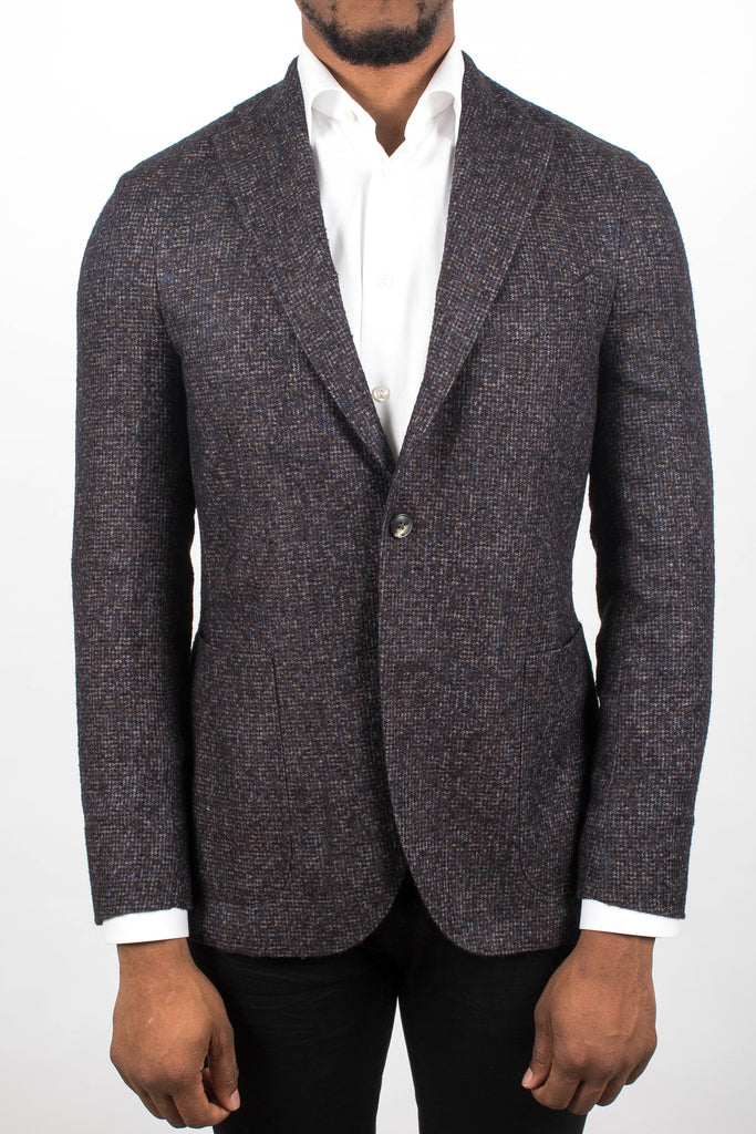 Tweed Patterned  Jacket