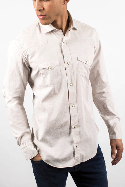 Snap Button Up Shirt