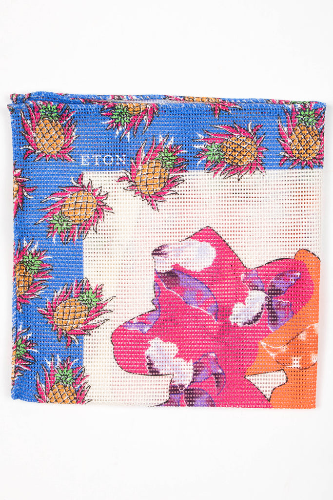 Pineapple Pocket Square