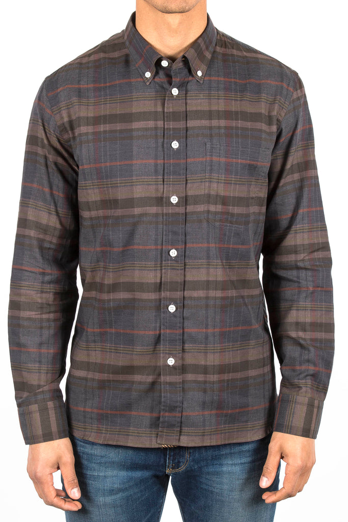 Tuscumbia Plaid Shirt