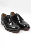 Whitman Hi Shine Brogue Shoe