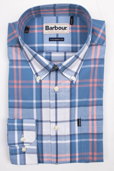 'Jeff' Tailored Shirt